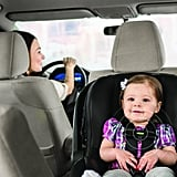 Evenflo SensorSafe Car Seat to Remind Parents Baby Is in Car