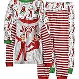 Four-Piece Cotton Pajamas (Boys)