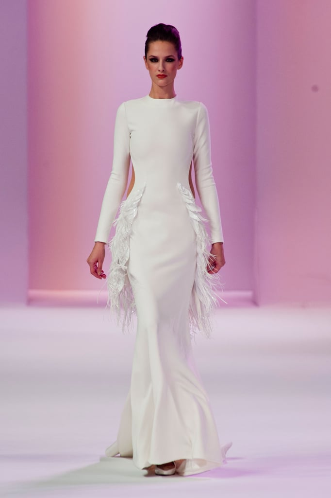 Stéphane Rolland Haute Couture Spring 2014