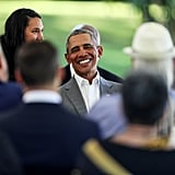 Barack Obama in Auckland, New Zealand March 2018