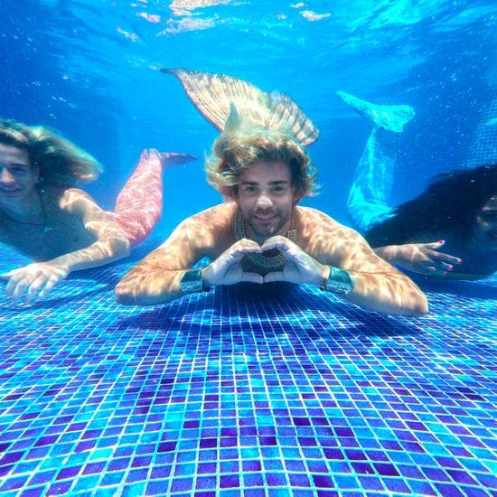 Mermaid Fitness Classes at Hotels