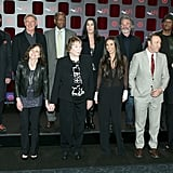Demi Moore, Kevin Spacey, and Samel L. Jackson posed with the group at the event.