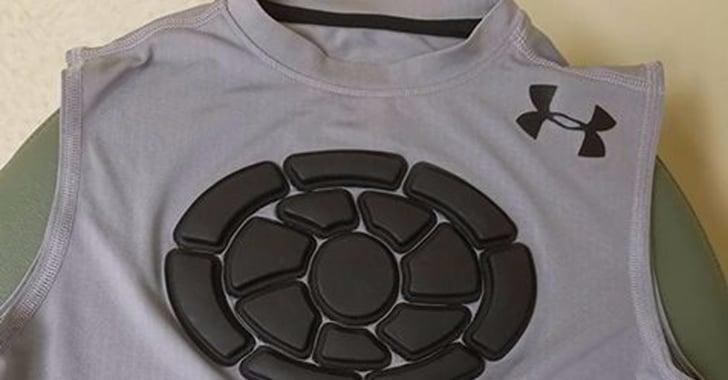Heart Guard Baseball Shirt For Kids Popsugar Moms