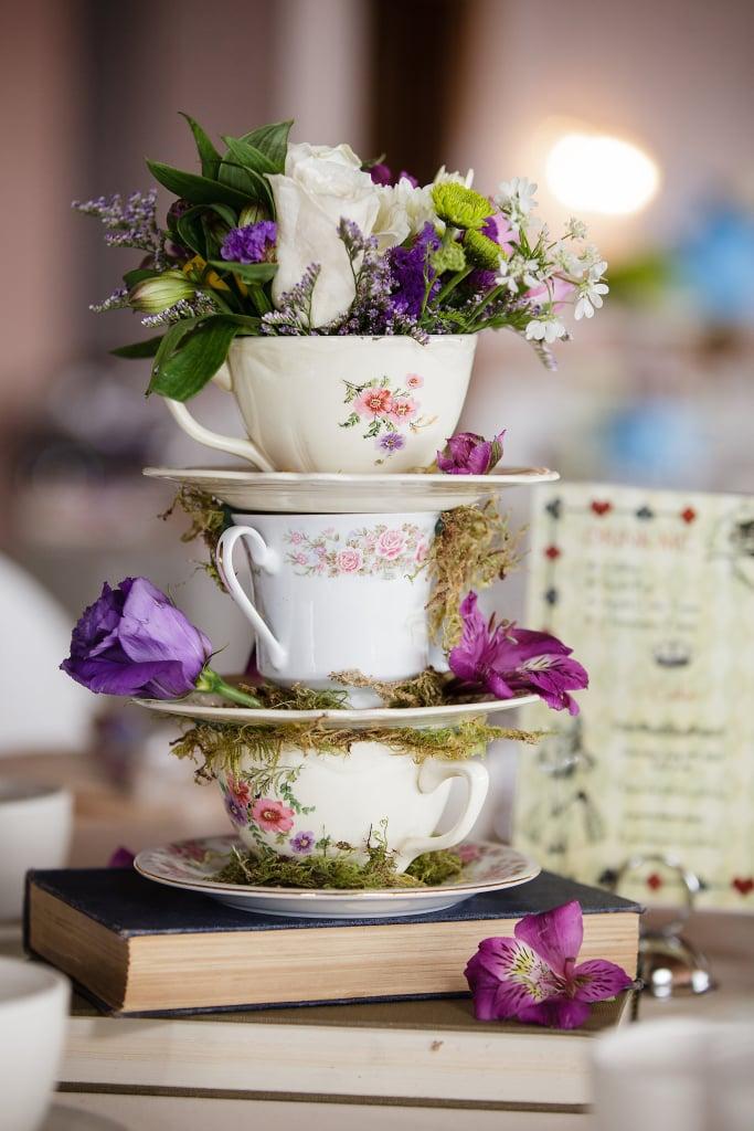 Alice In Wonderland Disney Wedding Centerpieces Popsugar Home