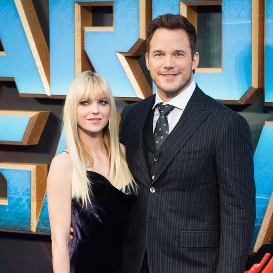 Anna Faris Responds to Chris Pratt's Engagement
