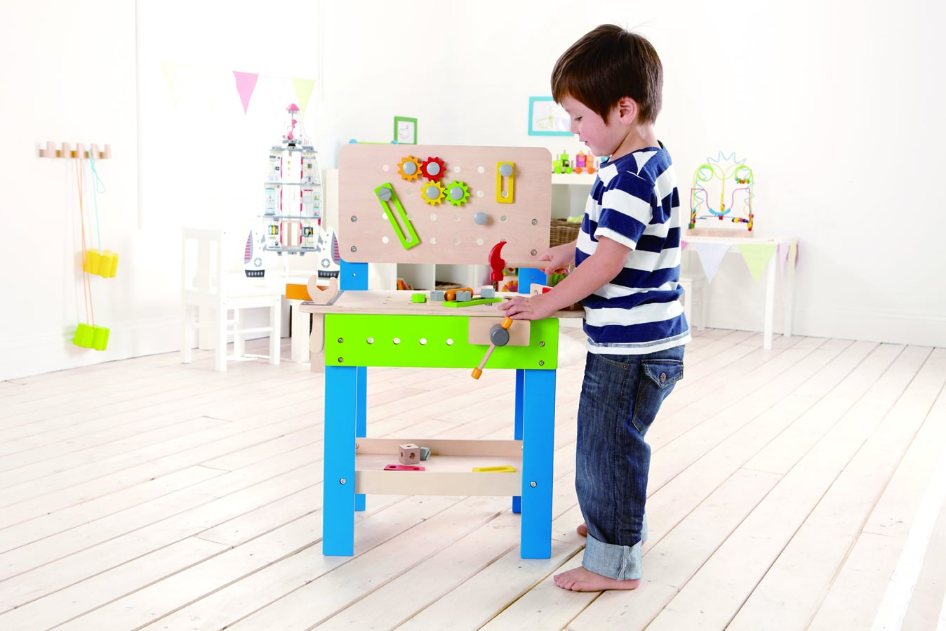 Hape Collection Master Workbench