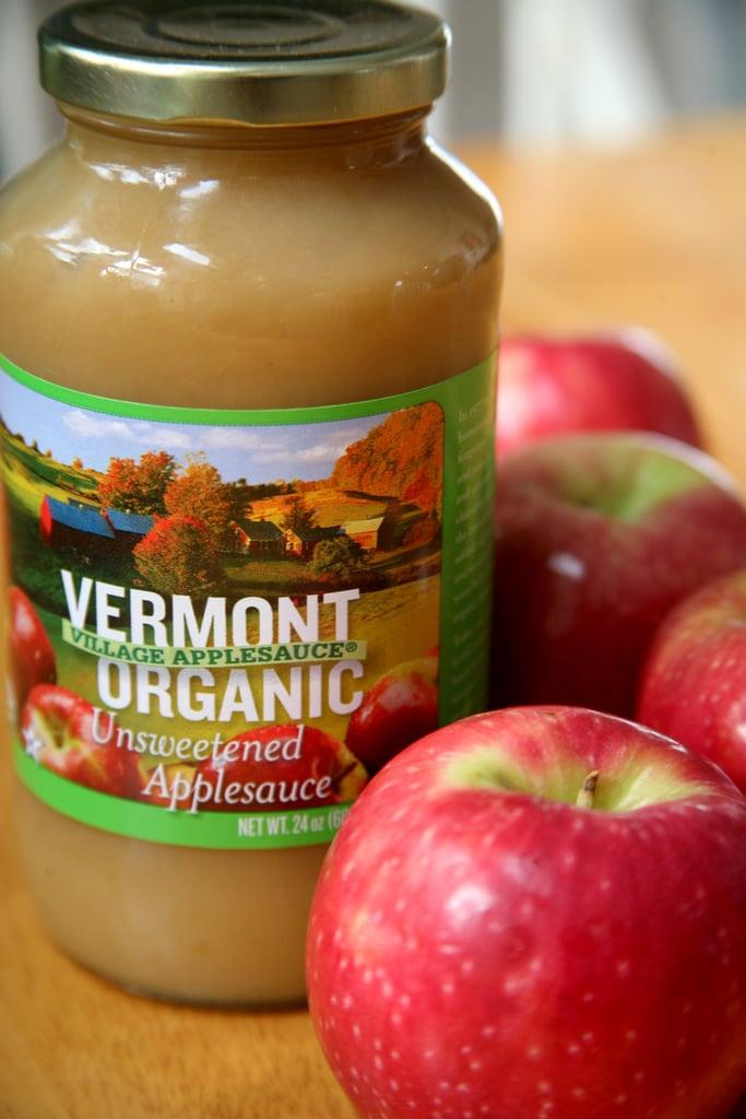 Recipes Using Applesauce