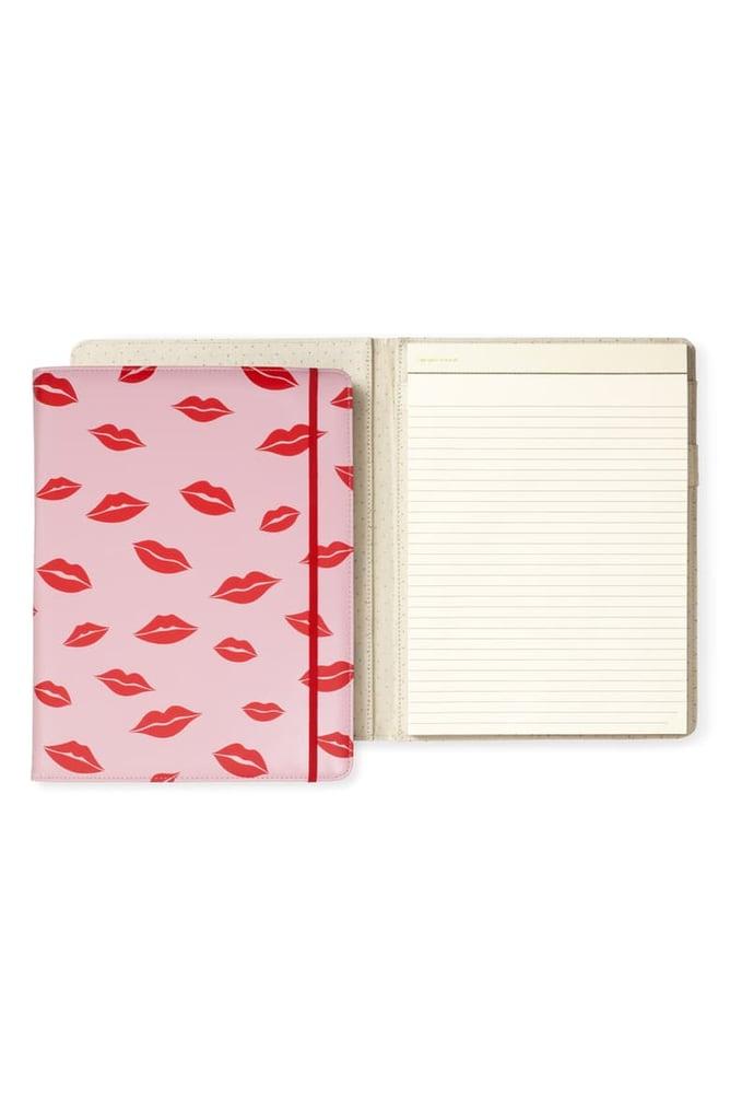 Kate Spade New York Lips Notepad
