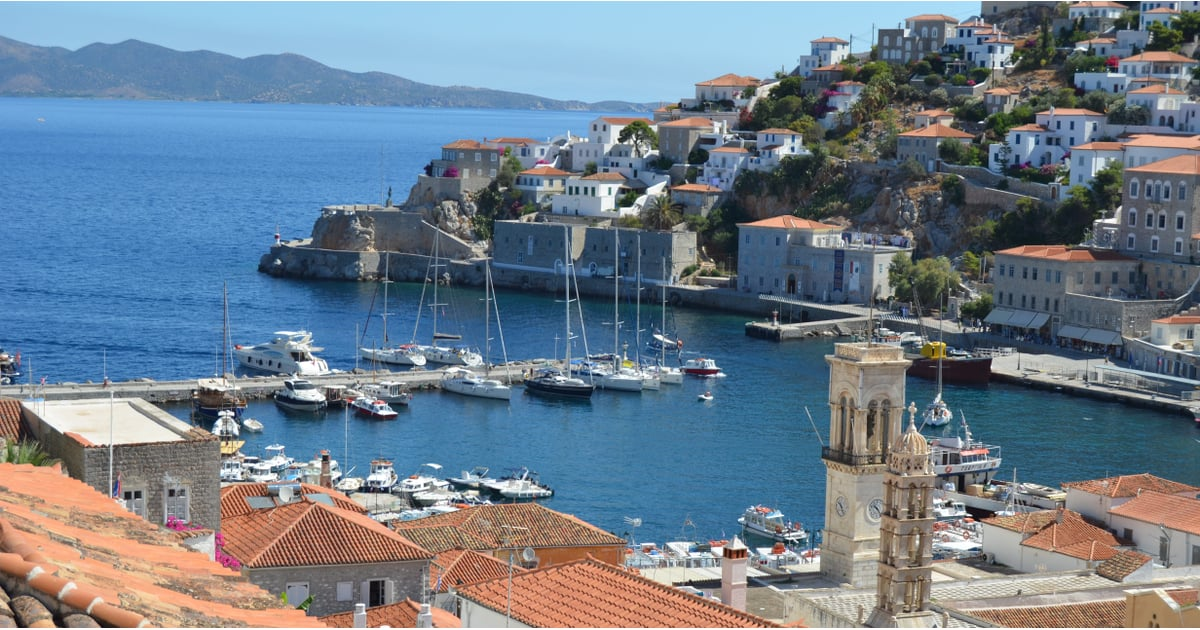 Travel Tips For Hydra, Greece  POPSUGAR Smart Living