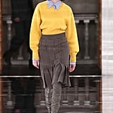 Victoria Beckham Fall/Winter 2020: VB Plays With Primary Colours