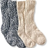 L.L. Bean Cotton Ragg Camp Socks