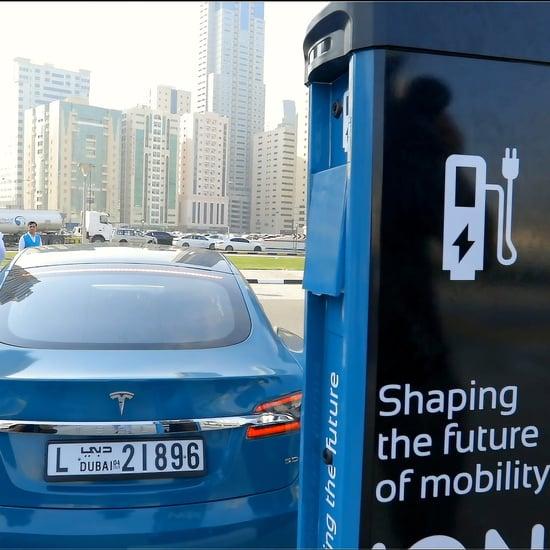 الشارقة تعلن إطلاق محطات شحن كهربائية مجانية للسيارات 2020