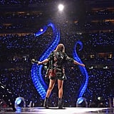Taylor Swift Reputation Concert in the Rain Photos