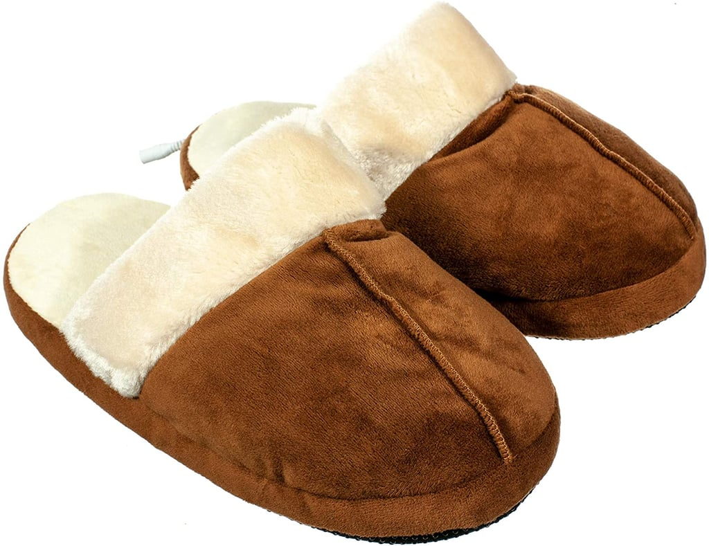 Calming Covers USB Heated Slippers