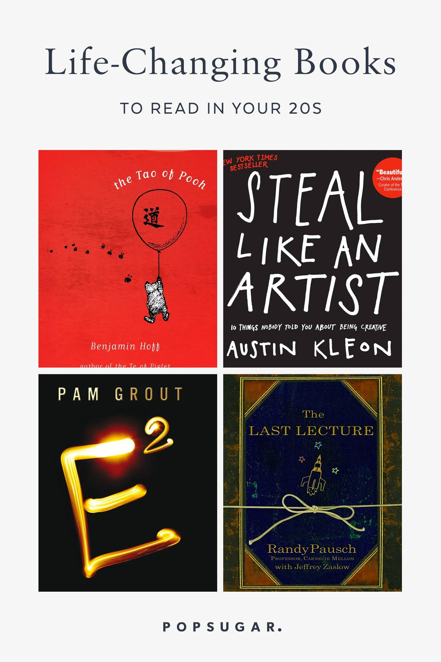 Life Changing Books to Read in Your 20s   POPSUGAR Smart Living