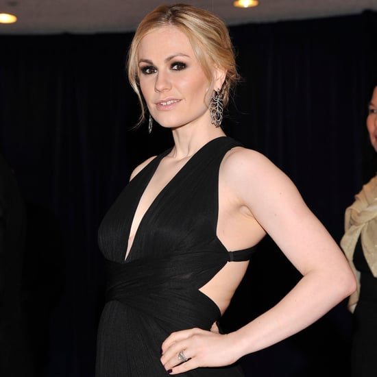 Pregnant Anna Paquin White House Dinner Pictures