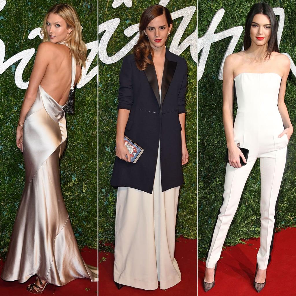 2014 British Fashion Awards Red Carpet Pictures