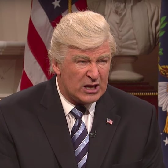 Lester Holt and Donald Trump Cold Open SNL Skit Video