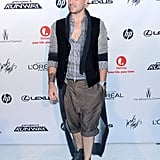 Anthony Ryan Auld, Project Runway Season 9