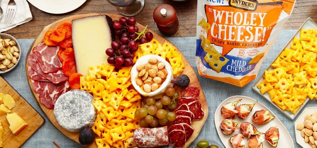Cheese Obsessed? These Savory Snacks Will Fill Every Craving