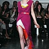 2011 Autumn London Fashion Week: Sass and Bide