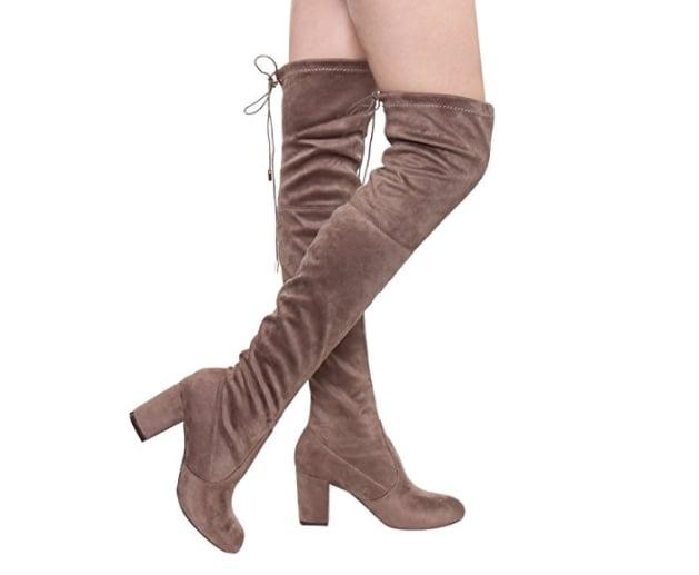 ShoBeautiful Stretchy Boot