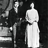Emperor Hirohito and Empress Nagako
