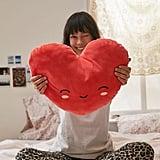 Smoko Heart Plushie Heating Pad