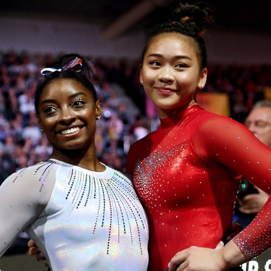 Simone Biles Reacts to Sunisa Lee's DWTS Casting News