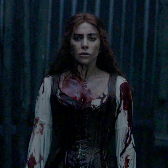 Who Does Lady Gaga Play on American Horror Story: Roanoke?