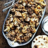 "Sheet-Pan Chicken and Cauliflower ""Shawarma"""