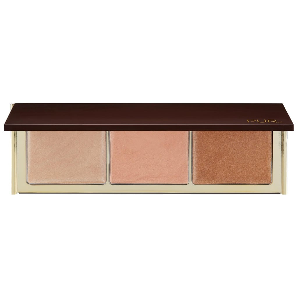 Pur Cosmetics Glow Strobing Palette in Sun-Kissed Glow