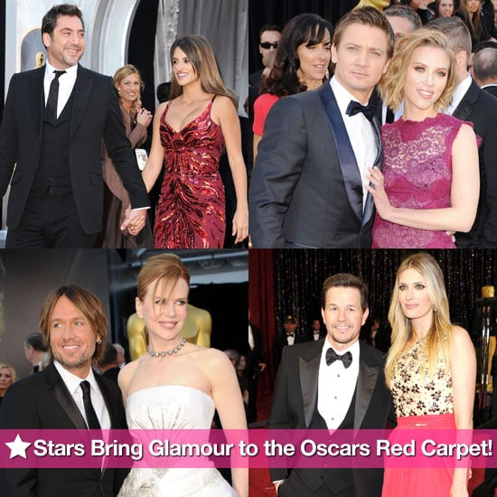 Pictures of Natalie Portman, Nicole Kidman, Scarlett Johansson, Anne Hathaway and More Arriving at the 2011 Oscars!