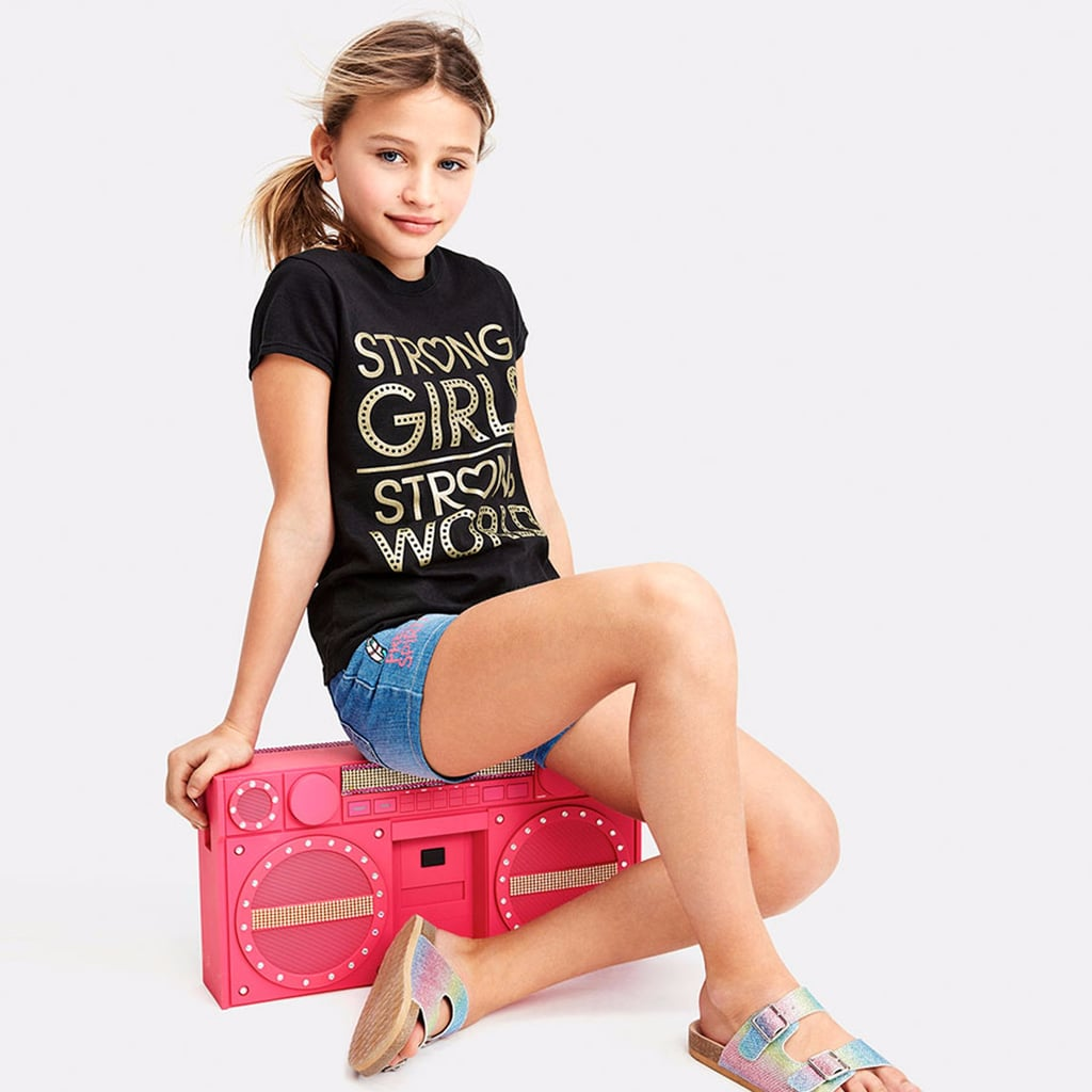Children's Place Empowering Girl Shirts