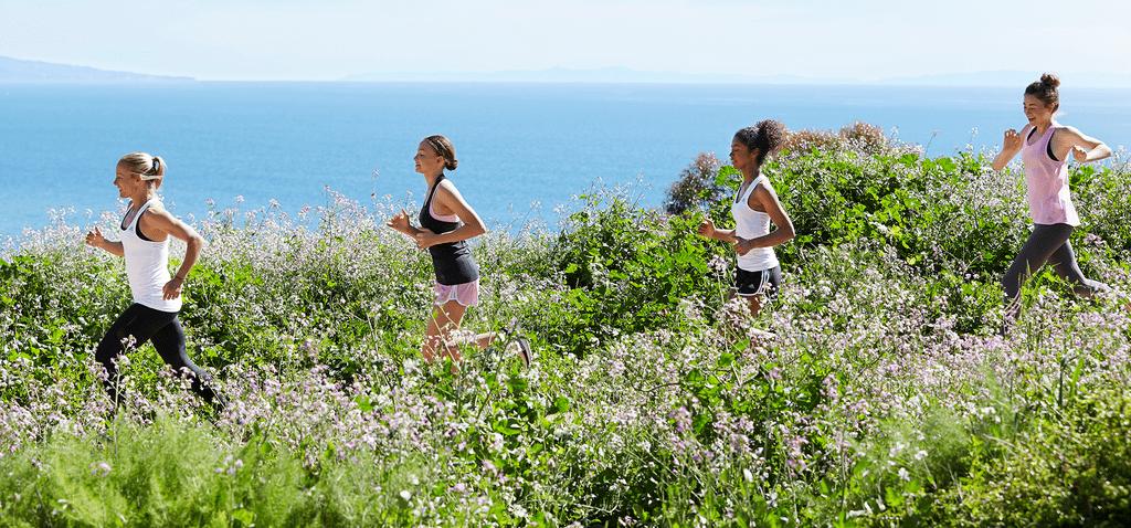Pro Runner Jen Rhines's Tips For Epic Runs