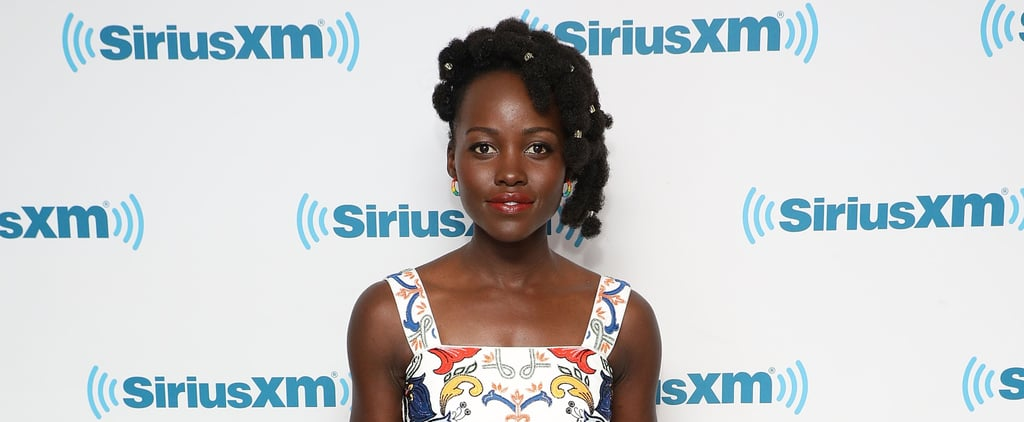 Lupita Nyong'o Changed Her High School's Rules About Makeup