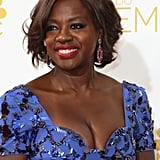 Viola Davis at the 66th Emmy Awards