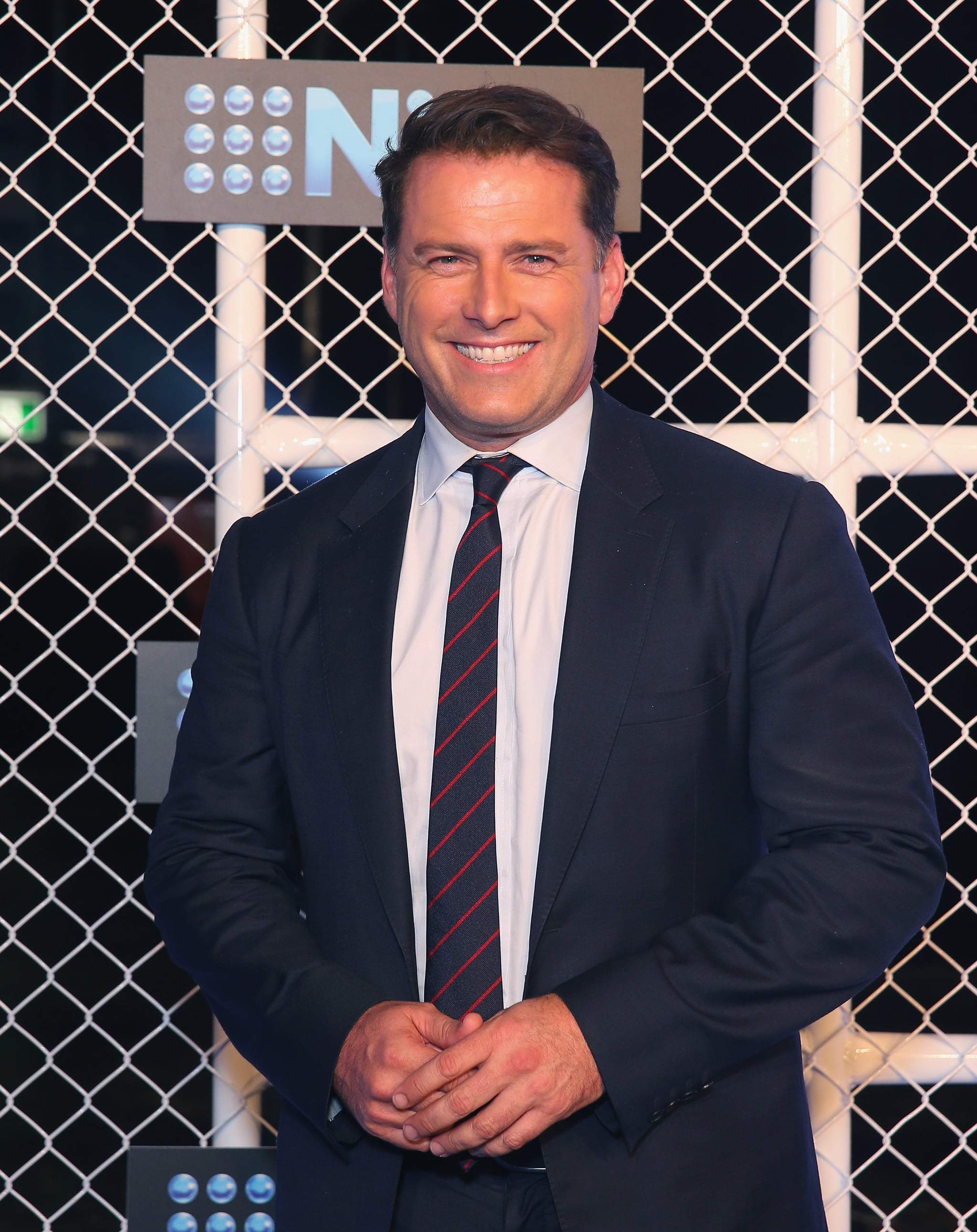 SYDNEY, AUSTRALIA - OCTOBER 17:  Karl Stefanovic attends the 2019 Nine Upfronts on October 17, 2018 in Sydney, Australia.  (Photo by Don Arnold/WireImage)