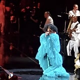Beyoncé Singing Happy Birthday to Diana Ross March 2019
