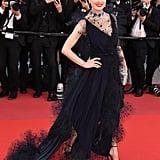 Dita Von Teese at the 2019 Cannes Film Festival