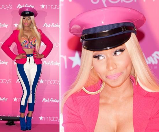 Nicki Minaj Halloween Costume Idea | POPSUGAR Beauty AustraliaNicki Minaj Pasties Halloween