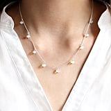 Pearl Berry Jewels Floating Opal Necklace