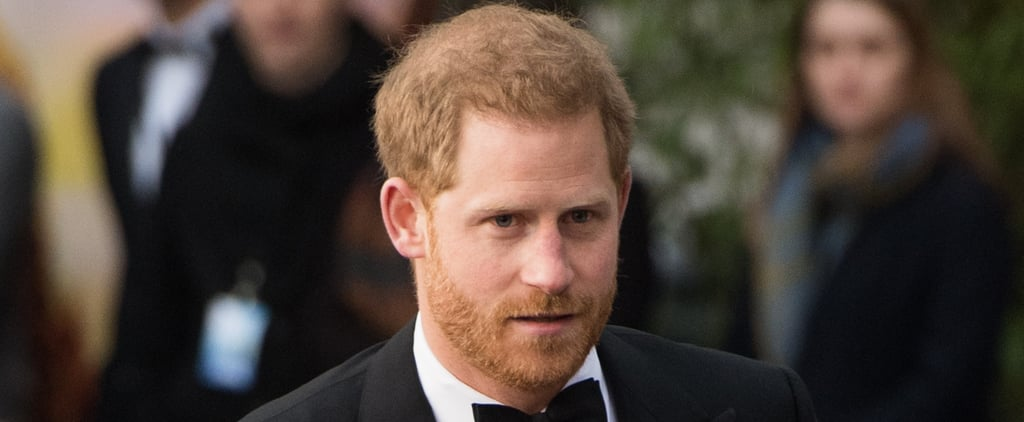 Prince Harry Wearing a Tuxedo Pictures