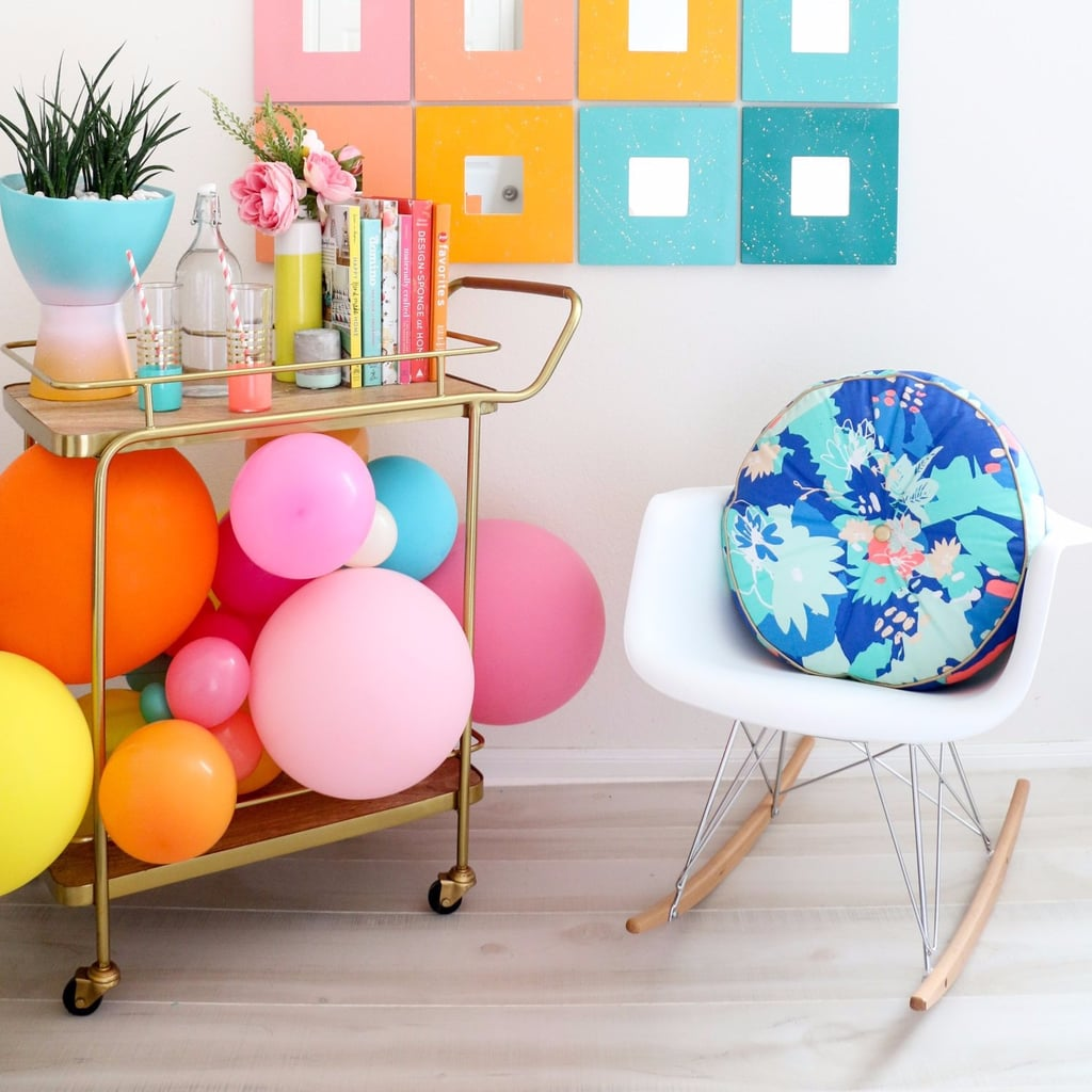 how to decorate with colorstrology popsugar home