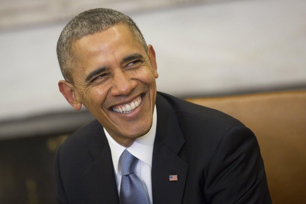 President Barack Obama  sc 1 st  Popsugar & President Barack Obama | Politician Halloween Costume DIY For Kids ...