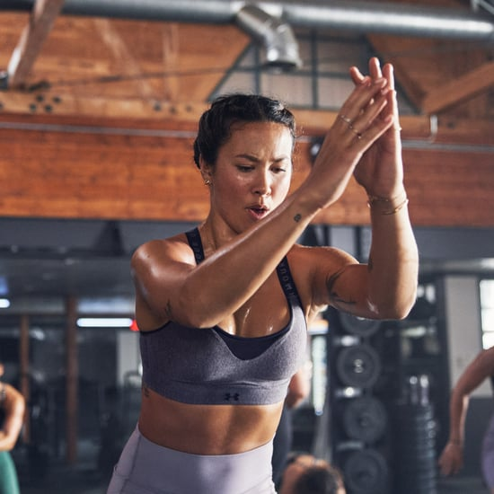 Try This Warmup Before At-Home Workouts