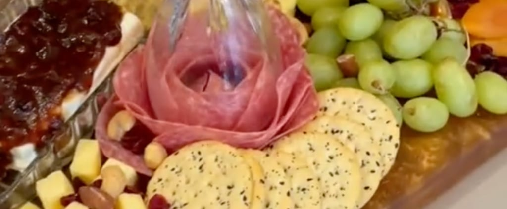 How to Make Salami Roses For a Charcuterie Board