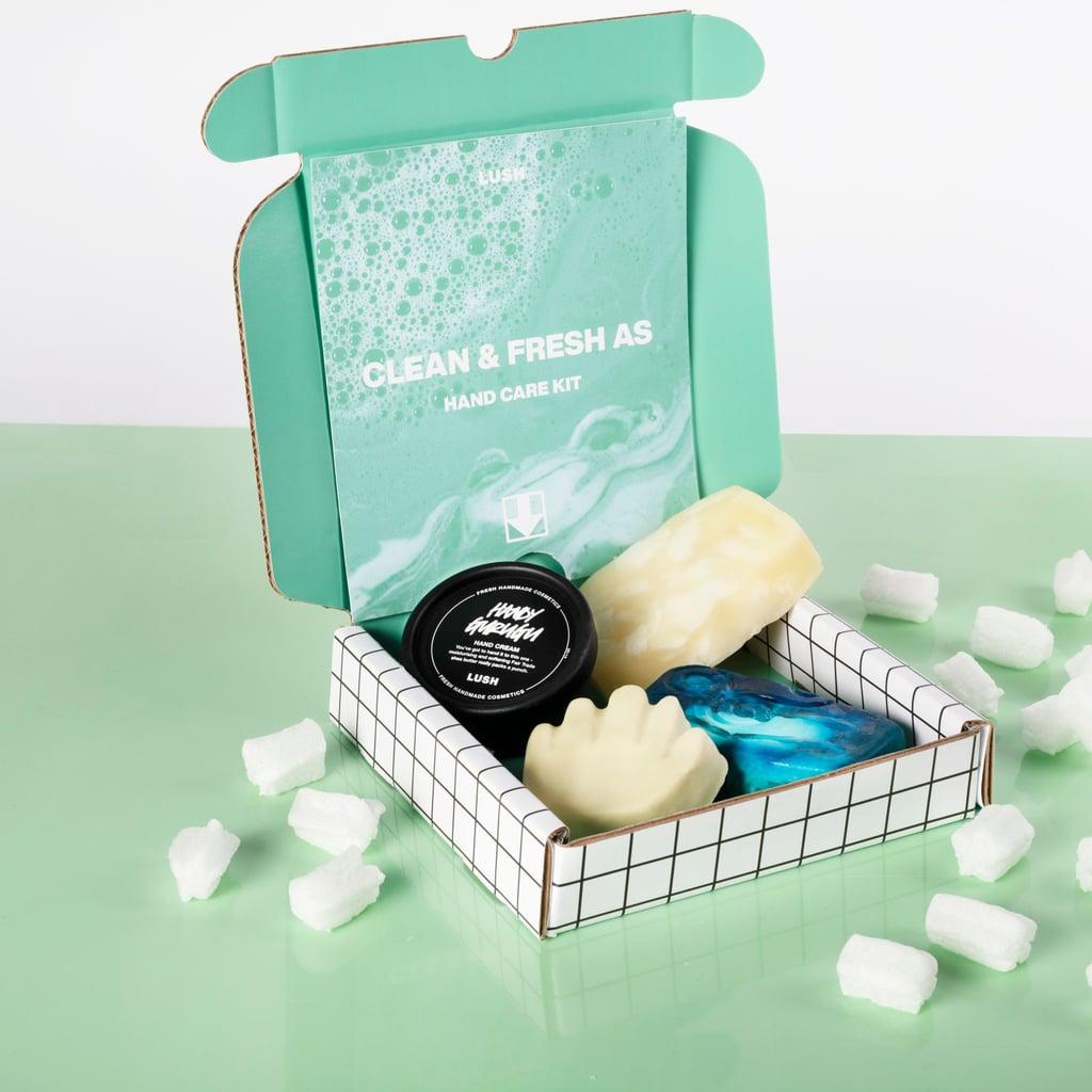 Lush Clean & Fresh As Hand-Care Kit