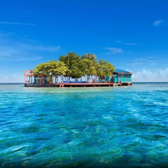 Private Island For Rent in Belize