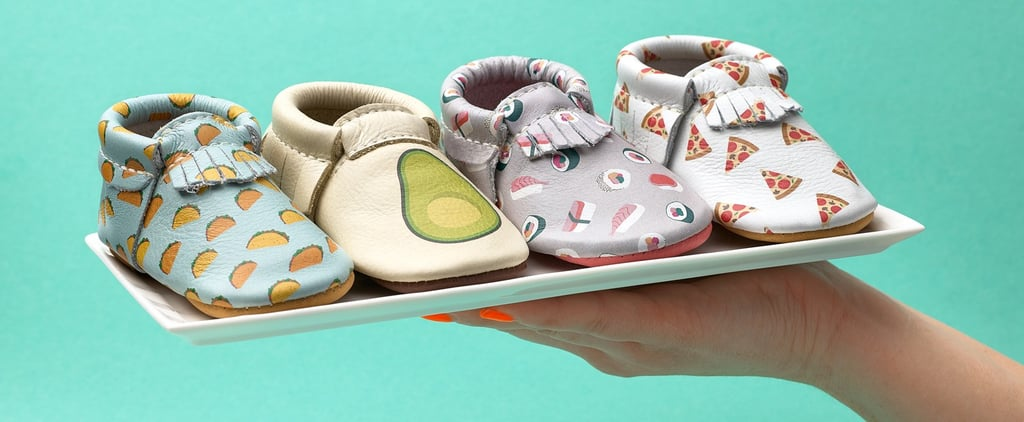 Freshly Picked's New Moccasins Will Make You Hungry,but They're So Cute, It's Worth It